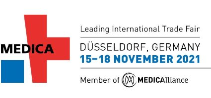 Come and see us at Medica 2021